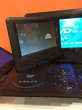 Portable Wireless 7.8 inch HD DVD Player 300 Games
