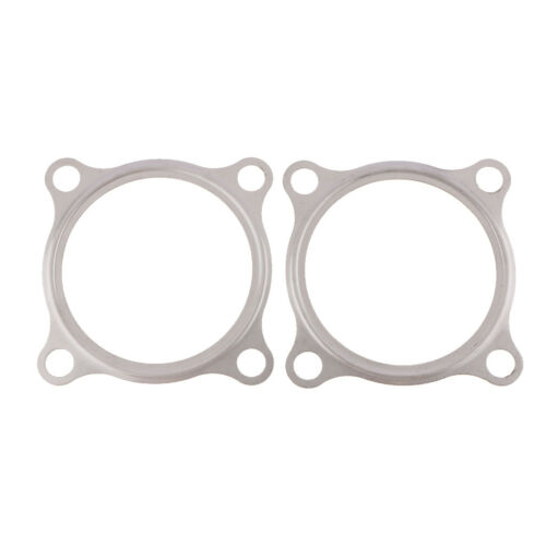 "4 Bolt 3/"" Turbine Turbo Outlet Down Pipe Exhaust Flange Gasket Fits for Car"