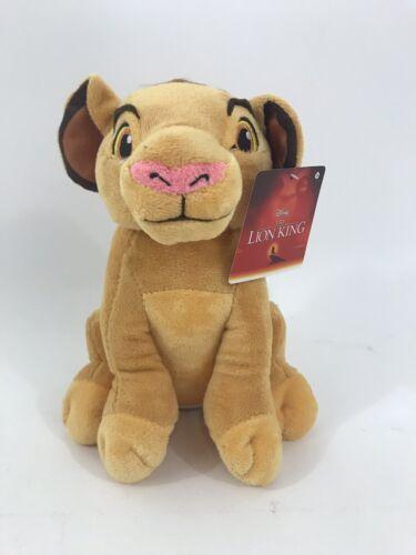 "Simba Plush Piggy Bank Collectible Toy Coin Gift Saving Money 8/"" The Lion King"