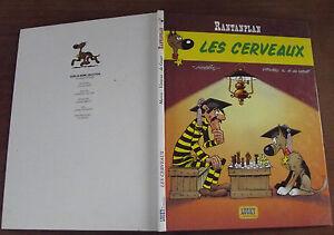 Ancien Album Rantanplan , Les Cerveaux