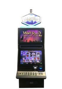 Wolf Run Slot Machine For Sale