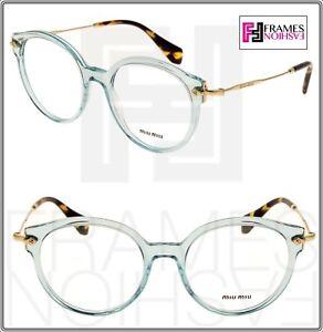 fd9a798a887f Image is loading MIU-MIU-NOIR-MU04PV-Cat-Eye-Eyeglasses-Optical-