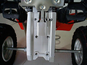HONDA-TRX450ER-SWING-ARM-SKID-PLATE-190-ALL-YEARS-TRX450ER-SWINGARM-BASH-SKID