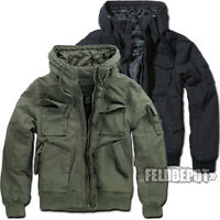 Brandit Bronx Jacket Vintage Herren Jacke Blouson Winterjacke