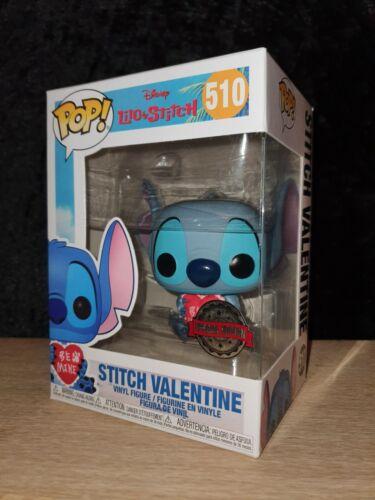 510 Funko Pop Stitch Valentine Special Edition Nr