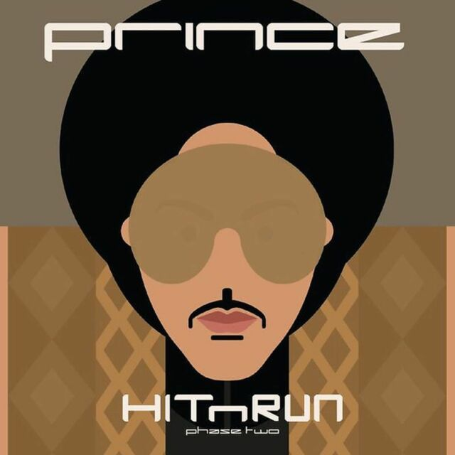 Prince & the New Power Generation - HITnRUN: Phase Two