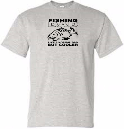 dad fathers day fishing dad t shirt carp fishing fathers day design