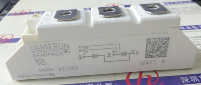 1PC NEW MODULE SKKH42/16E SEMIKRON 1 PIECE LOCATION