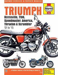 triumph bonneville t100 america speedmaster thruxton scrambler rh ebay com 1976 Triumph Bonneville 1965 Triumph Bonneville