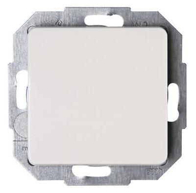 Kopp Universalschalter RIVO beleuchtbar rein-weiß Ausschalter Schalter UP Neu