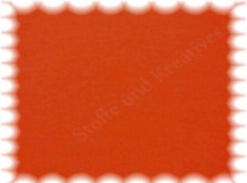 Stretch Jersey Uni Elastikjersey orange Baumwolljersey Baumwolle dehnbar 25 cm