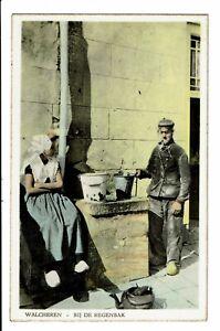 CPA-Carte-postale-Pays-Bas-Zeeland-Walcheren-Bij-de-Regenbak-VM3119