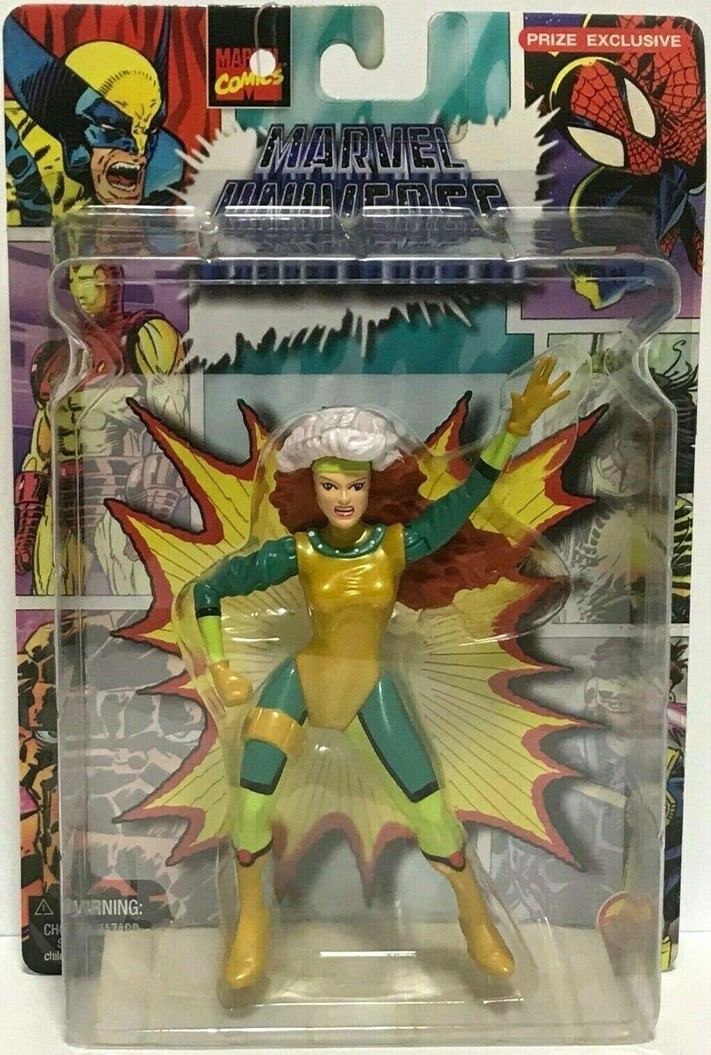 Marvel Universe Rogue figure Prize Exclusive vol.3 Toy biz JAPAN Authentic rare