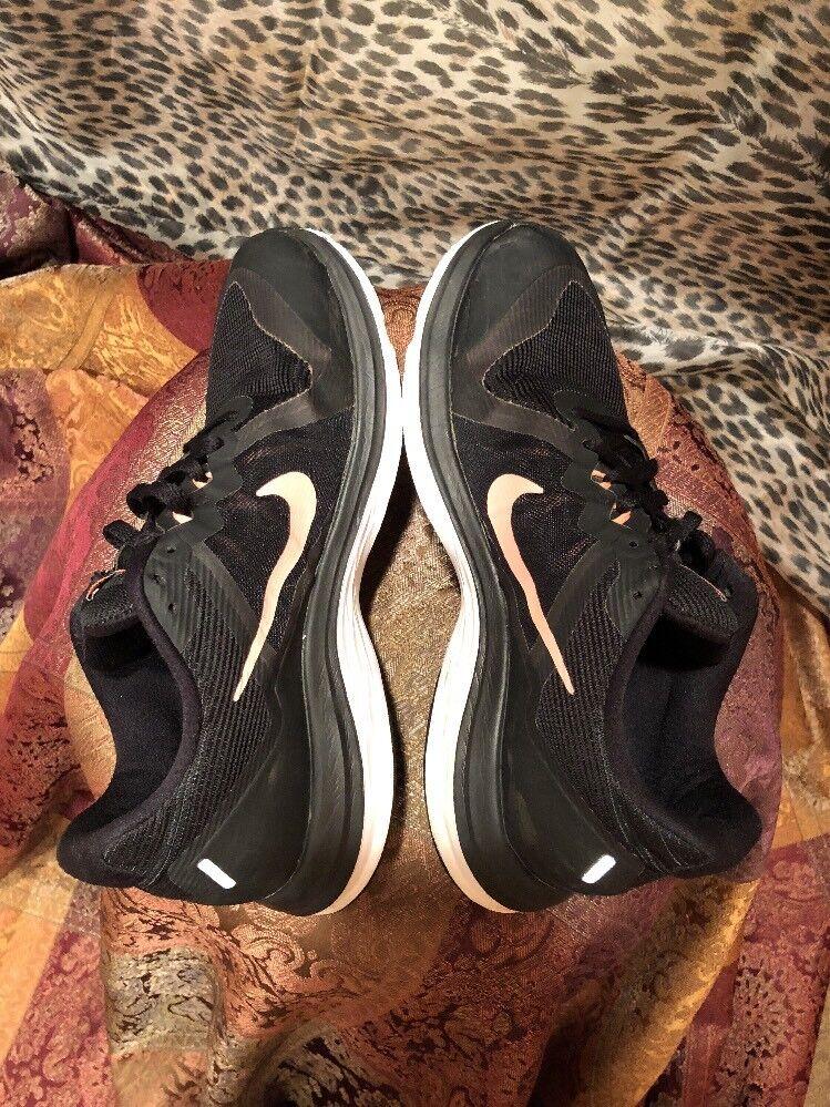 Nike da donna doppia fusione fusione fusione x2 scarpette rosa nero   fitness formatori 7,5 noi | una vasta gamma di prodotti  | Uomini/Donna Scarpa  054531