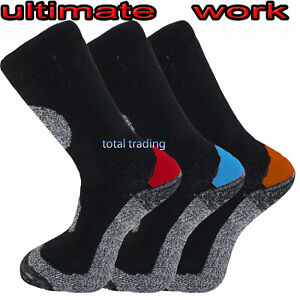12-Pairs-Mens-Ultimate-Work-Boot-Socks-Cushion-Sole-Reinforced-Toe-Size-6-11-14