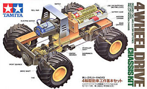 Tamiya-4-Wheel-Drive-Chassis-Kit-70113