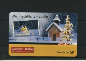Germany-BRD-Federal-Stamp-Booklet-MH-91-Postmarked-Used-More-See-Shop