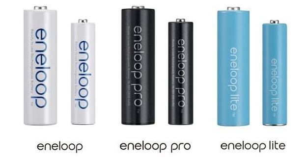 Eneloop Classic Pro Lite Akkus Produktsortiment AAA LR03  AA  | Won hoch geschätzt und weithin vertraut im in- und Ausland vertraut