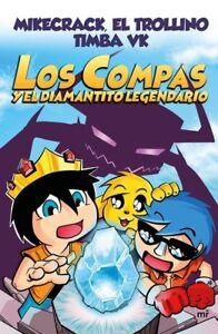 LOS-COMPAS-Y-EL-DIAMANTITO-LEGENDARIO-ENV-O-URGENTE-ESPANA