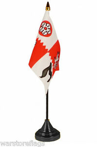 LEICESTERSHIRE COUNTY FLAG  5ft x 3ft  Polyester Flag