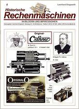 Historische Rechenmaschinen in Bildern: Original-Odhner