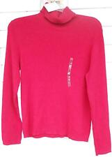 RED~PLUS SAG HARBOR~XL~SEXY~TURTLENECK~LONG SLEEVE~TOP~SWEATER~NEW