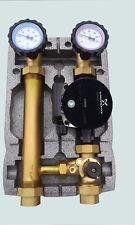 """Grundfos Pumpengruppe mit Mischer 1"""" Hocheffizienzpumpe Alpha 2L 25/60"""