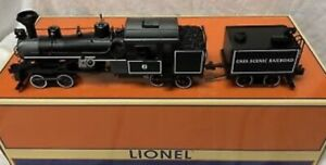 LIONEL-LEGACY-CASS-SCENIC-RAILROAD-HEISLER-STEAM-ENGINE-6-82813-FITS-MTH-SHAY