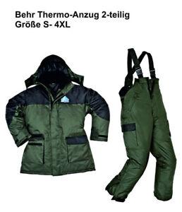 ICEBEHR Thermoanzug 2-teiliger Kälteanzug von Behr Größe S- 4XL Winteranzug