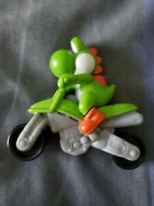 Nintendo Minibike Yoshi collectable toy