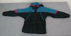 Columbia-Omni-Tech-Waterproof-Breathable-Microfiber-Lined-Ski-Snowsuit-Women-039-s-L