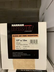 Harman-By-Hahnemuhle-Gloss-ArtFibre-Warmtone-320-GSM-17-X-49-Roll-Epson-Inkjet