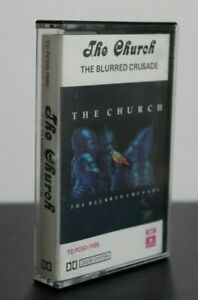 "The Church""The Blurred Crusade"" Australian Recording 1982 Parlophone Label (EX)"