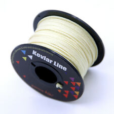 100ft 500lb Braided Kevlar Line String Kite Flying Camping Survival Rescuing