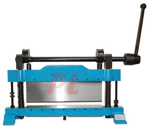 """Portable 14/"""" x 20 Gauge FINGER BRAKE BENDER Bending Sheet Metal"""