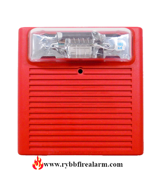 Wheelock AS-24110W - FireAlarms.tv - jjinc24/U8oL0's Fire ...  |Wheelock Fire Alarm Horn Strobe