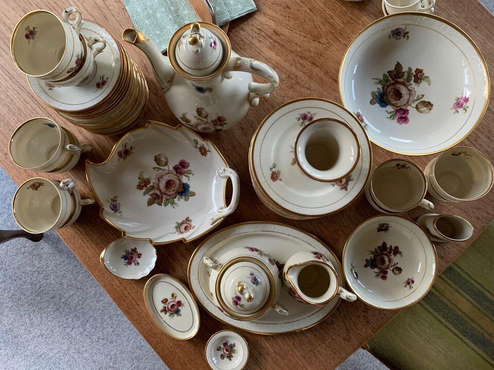 Porcelæn, Kaffekop, Bing og grøndal