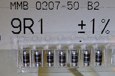 300pcs resistor SMD 1.54K 1K54 melf 1/% 50ppm 1W SMM020750 1K54 1/% BS DRALORIC