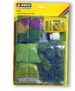NOCH-60800-Landscaping-Start-Set-New-Original-Packaging