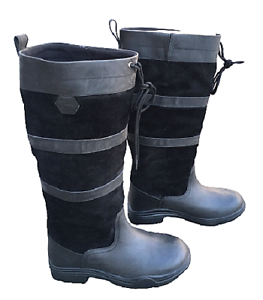 NEW PSL SUEDE Boot Waterproof Country