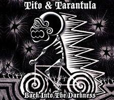 Back into the Darkness [Digipak] Tito & Tarantula CD 2008 Audio & Video Labs