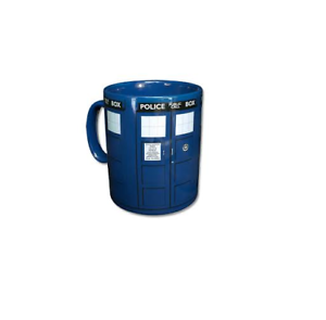 TARDIS MEGA MUG DOCTOR WHO NEW IN BOX