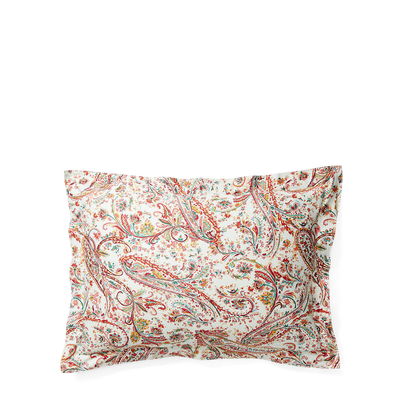 RALPH LAUREN = MONTECITO CALISTA PILLOWCASE PAIR 200TC 100% COTTON 60% OFF