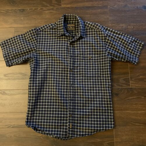 Vintage Men's WOOLRICH JOHN RICH AND BROS.  Shirt… - image 1