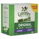 GREENIES Dog Dental Chew Treats Larger - 36oz 24ct