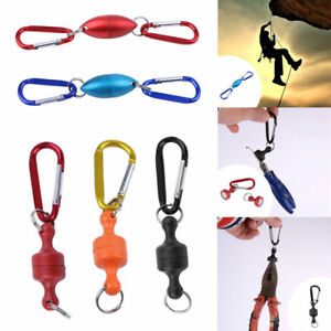 Fly-Fishing-Solid-Magnetic-Buckle-Net-Release-Clip-Hanging-Buckle-Tackle-Holder