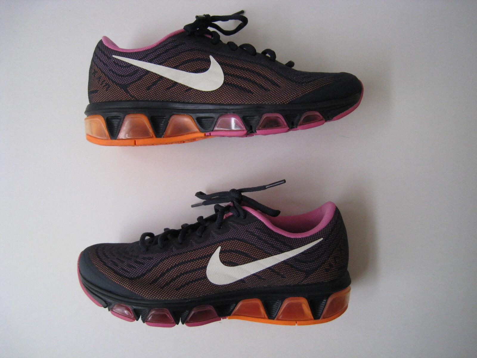 NIKE MAXAIR TAILWIND 6 MAXAIR NIKE RUNNING Chaussures femmes  US 7 EUR 38 PURPLE rose 621226-415 HOT cd403e