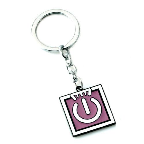 Rainbow Six Keychain Siege 6 Alloy Holder Fashion Car Chaveiro Game Pendant New