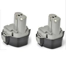2X 12V 3.0Ah 3000mAh Ni-MH Battery for MAKITA 1234 1235F 193138-9 192698-A