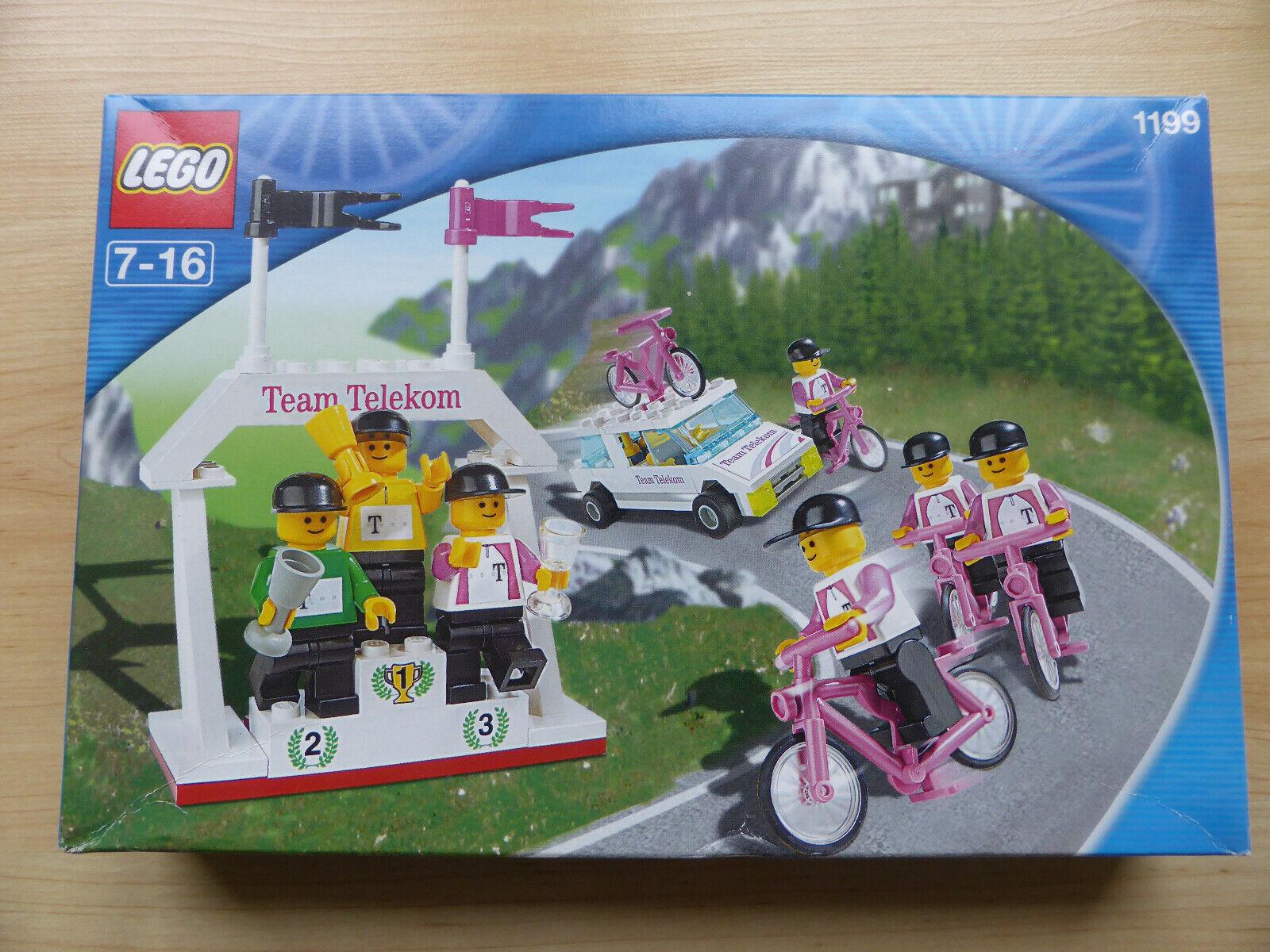 Lego 1199 - Team Telekom Siegerehrung NEU ungeöffnet